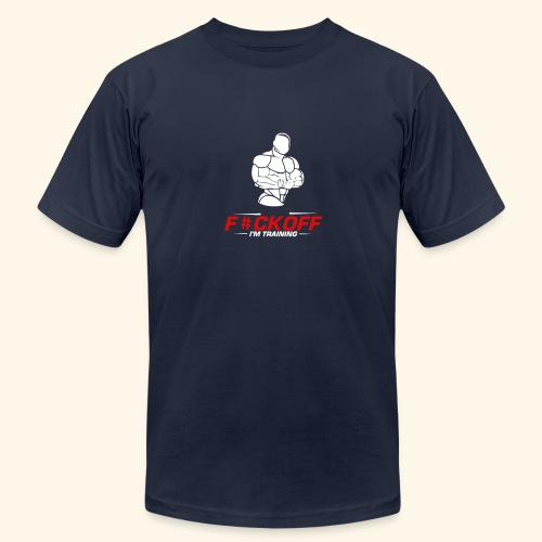gymjunckie2 - Men's Fine Jersey T-Shirt