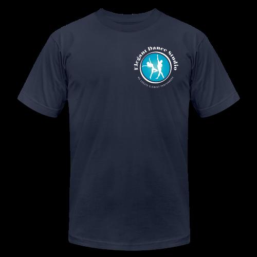 EDS Logo 2 - Men's Fine Jersey T-Shirt