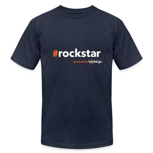 #rockstar - Men's Fine Jersey T-Shirt