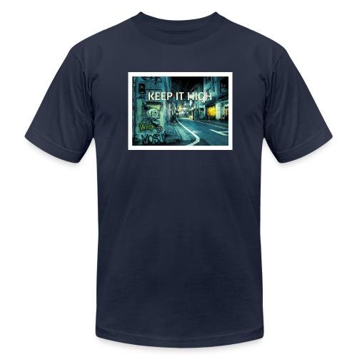 Keep It High - Men's Fine Jersey T-Shirt