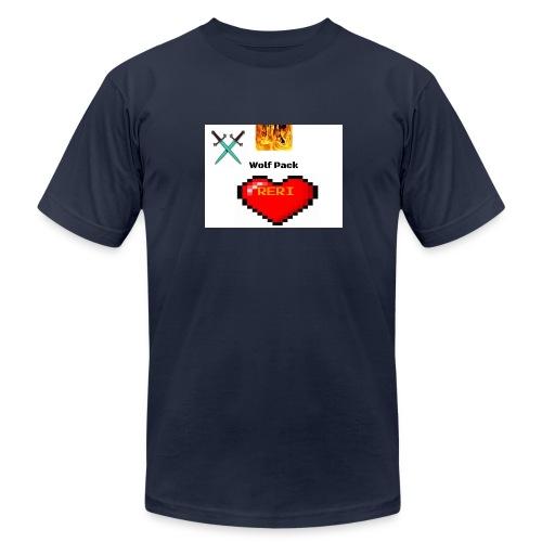 first merch - Men's Fine Jersey T-Shirt