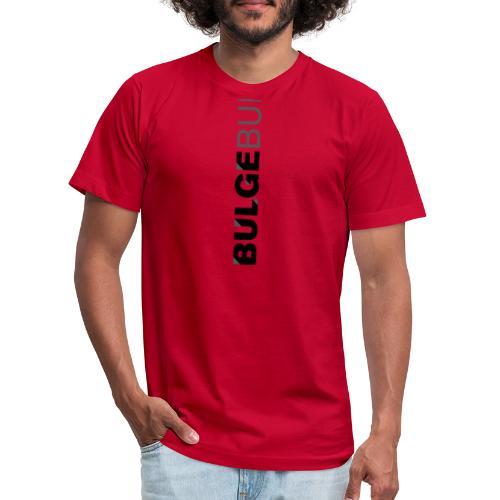 bulgebull logo - Unisex Jersey T-Shirt by Bella + Canvas