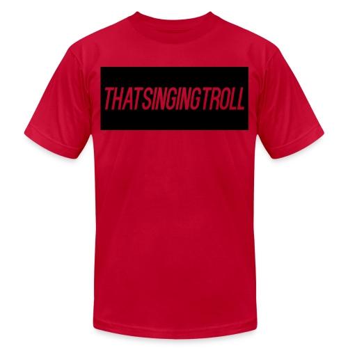 1ST Shirt - Men's Jersey T-Shirt