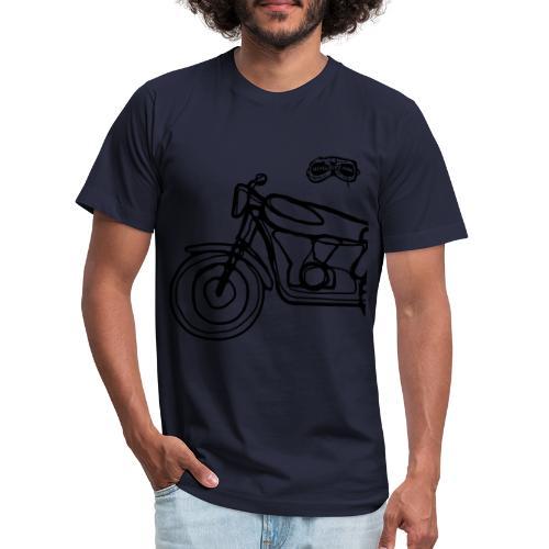 Original 2 - Unisex Jersey T-Shirt by Bella + Canvas