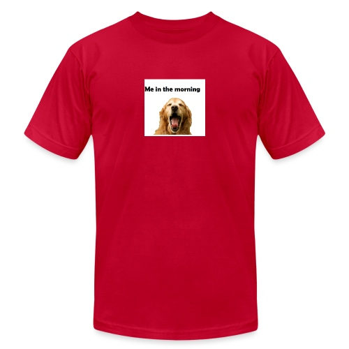 doggo - Unisex Jersey T-Shirt by Bella + Canvas