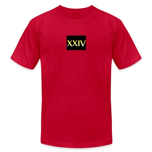 xxiv - Unisex Jersey T-Shirt by Bella + Canvas