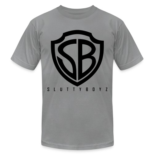 Slutty Boyz - Unisex Jersey T-Shirt by Bella + Canvas