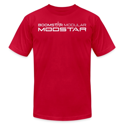 BoomstarModularModstar Equality White png - Unisex Jersey T-Shirt by Bella + Canvas