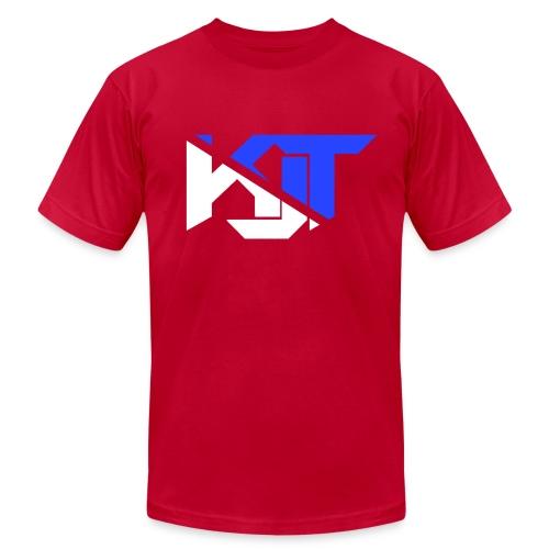 KiingJayyyTv - Men's  Jersey T-Shirt