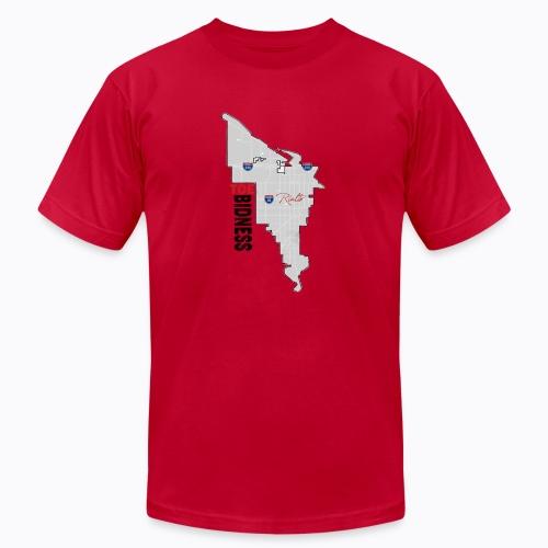 Toe Bidness - Unisex Jersey T-Shirt by Bella + Canvas