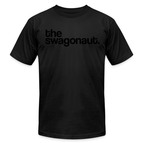 The Swagonaut American Apparel - Unisex Jersey T-Shirt by Bella + Canvas