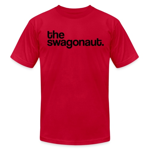 The Swagonaut American Apparel - Men's Jersey T-Shirt