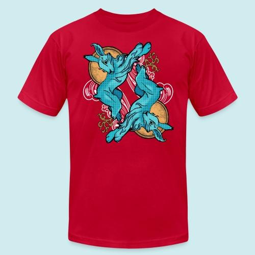 Lucky Rabbit - Men's  Jersey T-Shirt