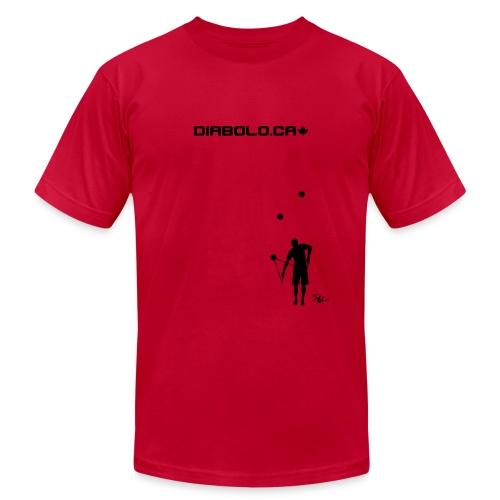 441 diabolo - Unisex Jersey T-Shirt by Bella + Canvas
