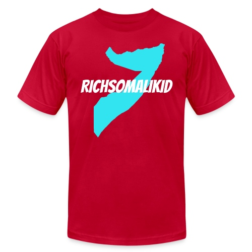 Richsomalikid Somali - Men's  Jersey T-Shirt