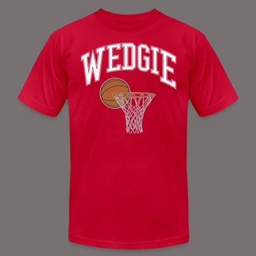 Wedgie - Unisex Jersey T-Shirt by Bella + Canvas