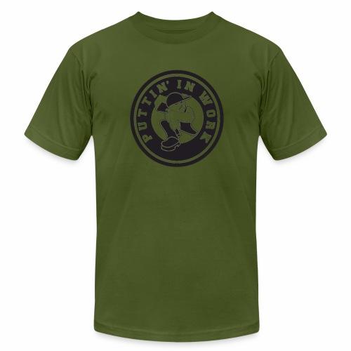 Puttin' In Work Apparel - Men's  Jersey T-Shirt