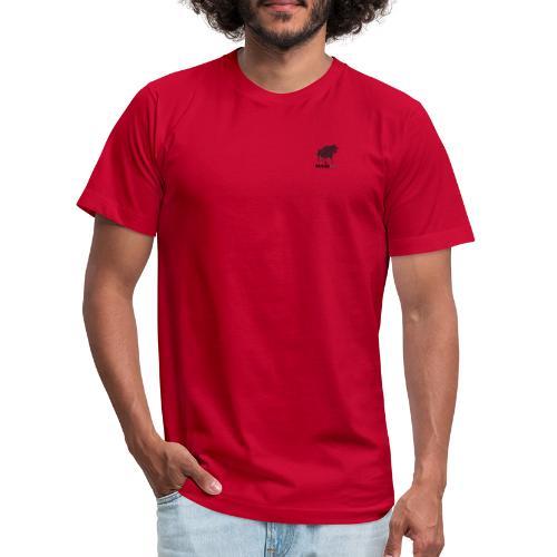 bulgebull_animal T-Shirts - Unisex Jersey T-Shirt by Bella + Canvas