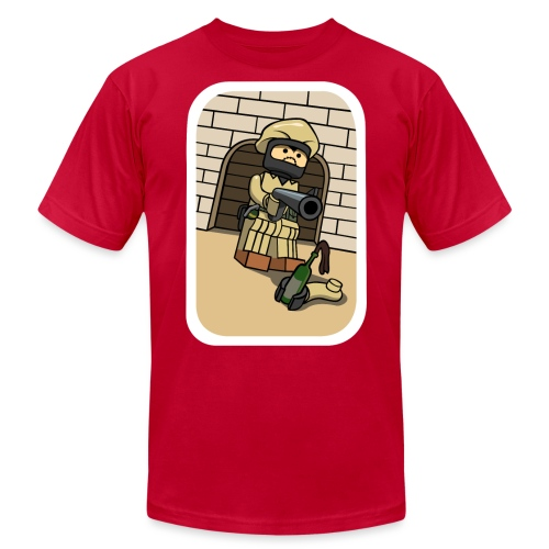 Counter Lego - Men's Jersey T-Shirt