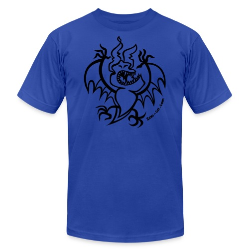 Scaring Bat - Unisex Jersey T-Shirt by Bella + Canvas