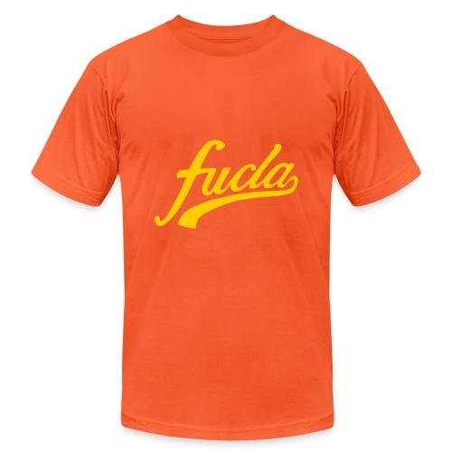 FUCLA Shirt - Unisex Jersey T-Shirt by Bella + Canvas