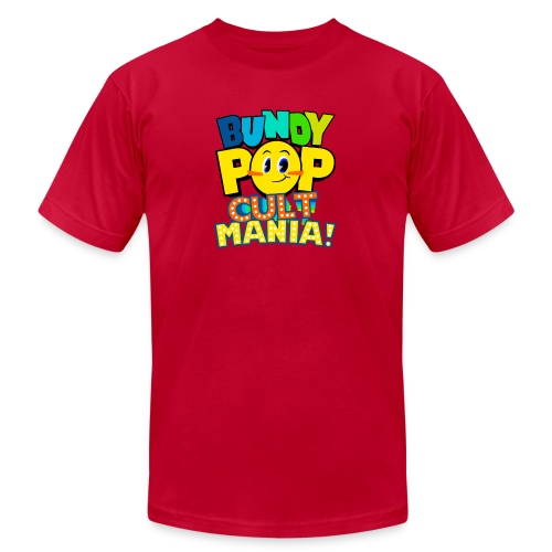 Bundy Pop Main Design - Men's  Jersey T-Shirt