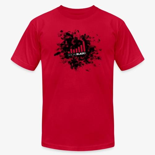Grunge Logo - Unisex Jersey T-Shirt by Bella + Canvas