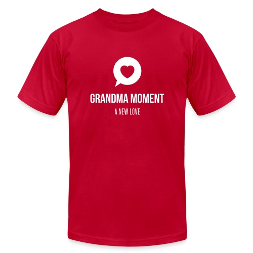 Grandma Moment - Unisex Jersey T-Shirt by Bella + Canvas