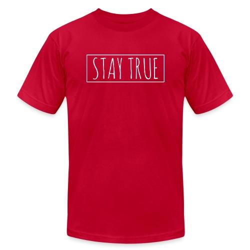 Stay True - Unisex Jersey T-Shirt by Bella + Canvas