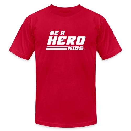 BHK secondary white TM - Men's  Jersey T-Shirt
