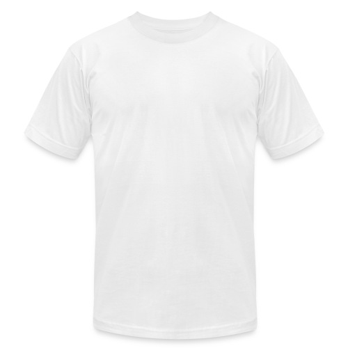 Dutch Lion (white) - Unisex Jersey T-Shirt by Bella + Canvas