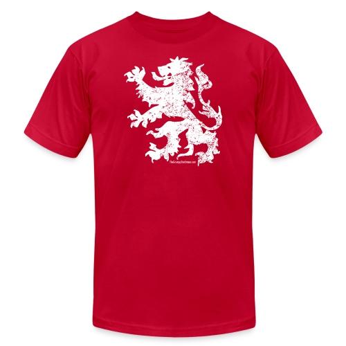 Dutch Lion (white) - Men's Jersey T-Shirt