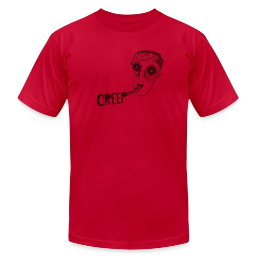 CREEP TWO - Unisex Jersey T-Shirt by Bella + Canvas