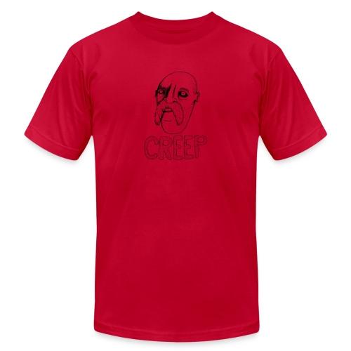 CREEP - Unisex Jersey T-Shirt by Bella + Canvas
