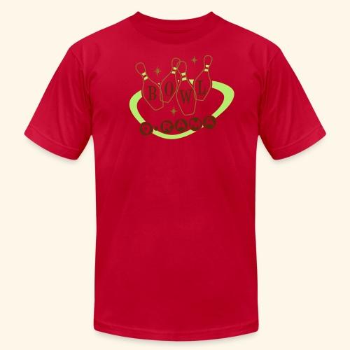 bowl-o-rama - Unisex Jersey T-Shirt by Bella + Canvas