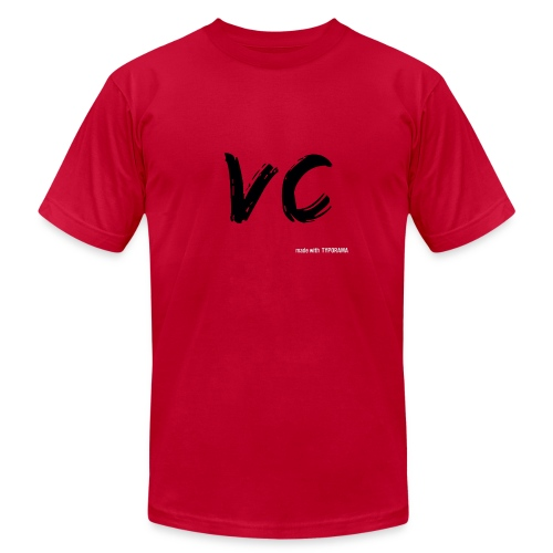 VOO Channel Logo - Men's  Jersey T-Shirt