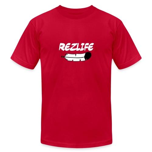 Rez Life - Unisex Jersey T-Shirt by Bella + Canvas