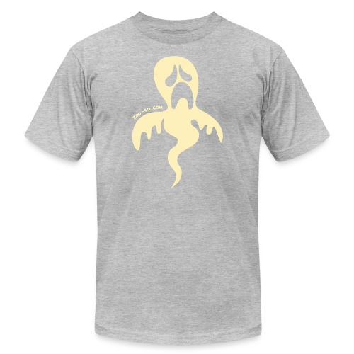 Pitiful Ghost - Unisex Jersey T-Shirt by Bella + Canvas