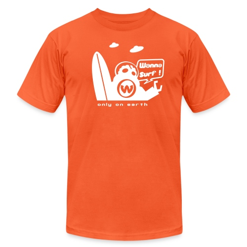 spreadshirtalienv2 - Unisex Jersey T-Shirt by Bella + Canvas