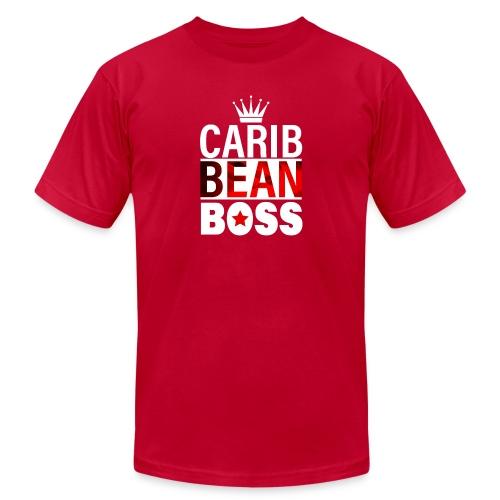 Caribbean Boss - Men's  Jersey T-Shirt
