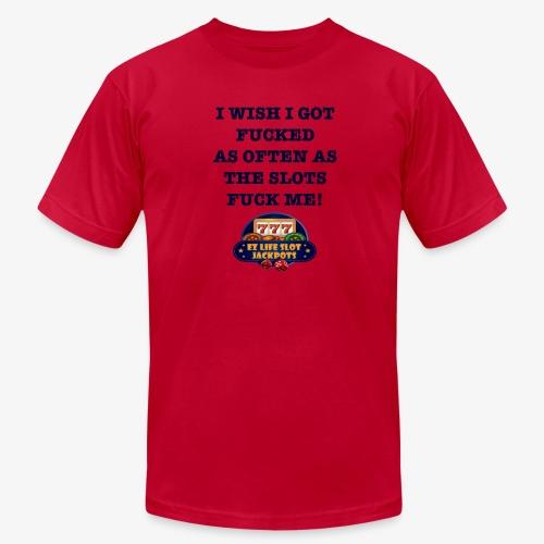 I Wish I got... - Unisex Jersey T-Shirt by Bella + Canvas