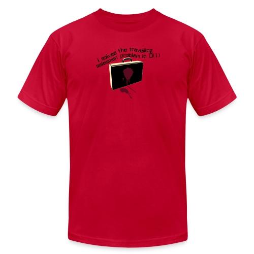 The travelling salesman problem - Men's Jersey T-Shirt