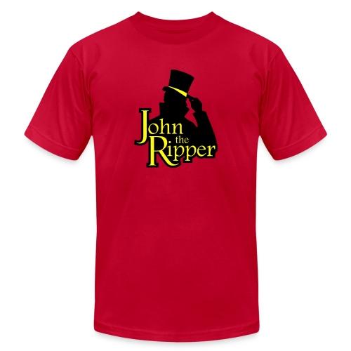 John the Ripper - Unisex Jersey T-Shirt by Bella + Canvas