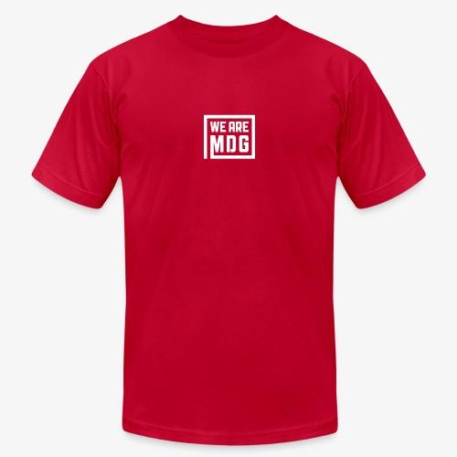 MDG Pocket Stamp - Men's  Jersey T-Shirt