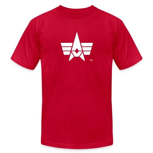 BHK Icon white TM - Men's  Jersey T-Shirt