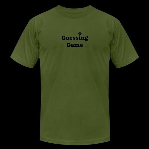 Question - Men's Jersey T-Shirt