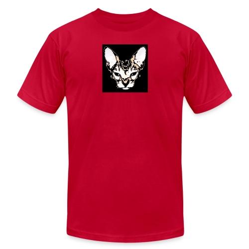 badkitty - Unisex Jersey T-Shirt by Bella + Canvas