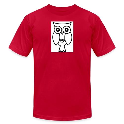 best smart owl - Men's  Jersey T-Shirt