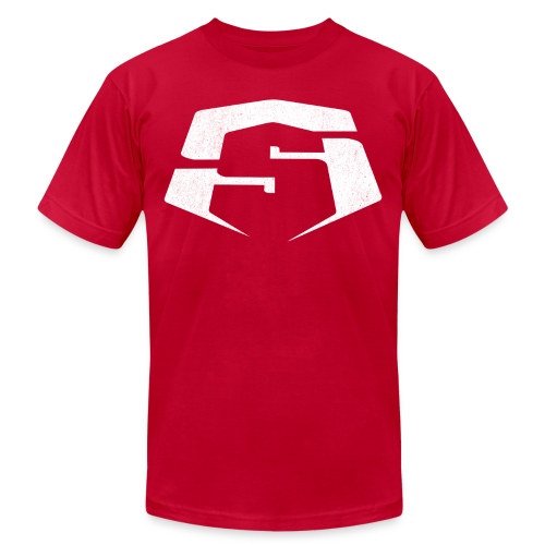 superlogo1 - Unisex Jersey T-Shirt by Bella + Canvas