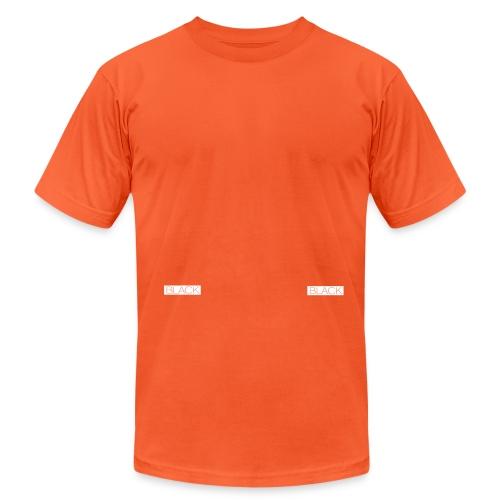 blackbox - Unisex Jersey T-Shirt by Bella + Canvas